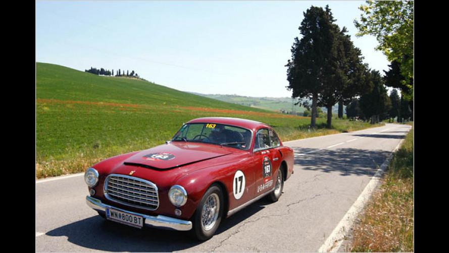 1.600 Kilometer mit Mika Häkkinen und Mr. Bean