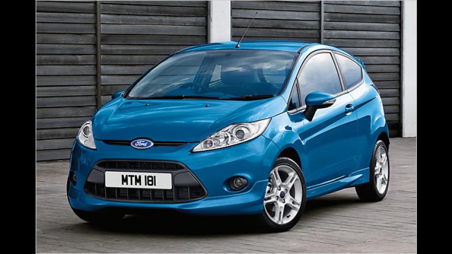 Kleiner Dynamiker: Der Ford Fiesta Sport im Test