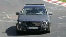 Mercedes E63 AMG Spy Photos