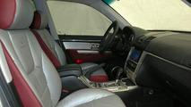 InterCar RX 400PK Pick-up based on Ssanyong Rexton