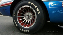 The original 1979 Tires; Note the Recaro logo