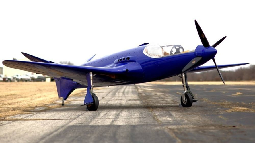Bugatti 100P replika uçağı tasarımcısını öldürdü