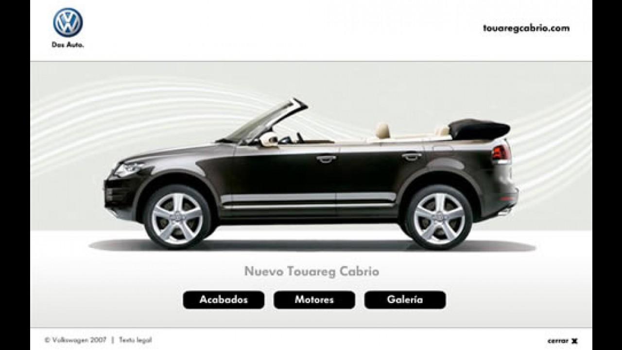 Novo Volkswagen Touareg Conversível será mesmo apenas brincadeira?
