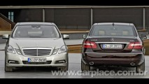 Novo Mercedes-Benz Classe E 2010 - Veja fotos oficias da nova geração