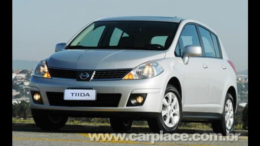 Nissan suspende produção do Tiida e do Sentra em sua fábrica do México
