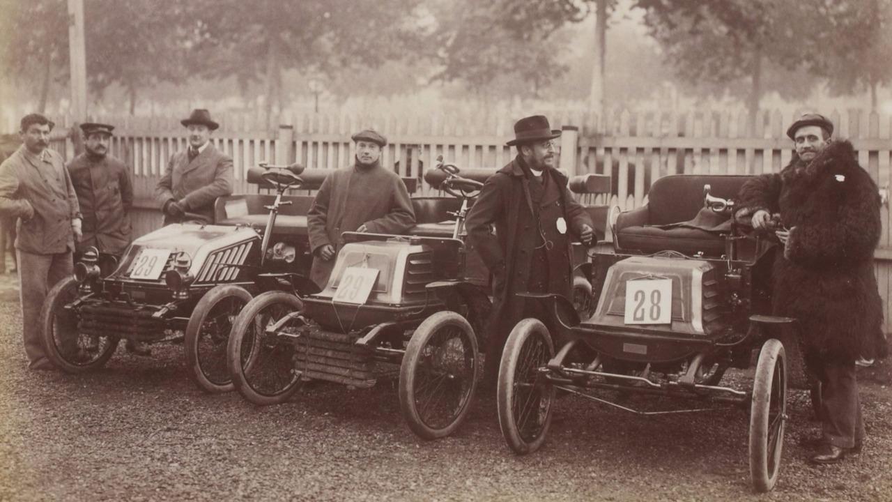 «Exposition internationale de l'automobile, du cycle et des sports 1898