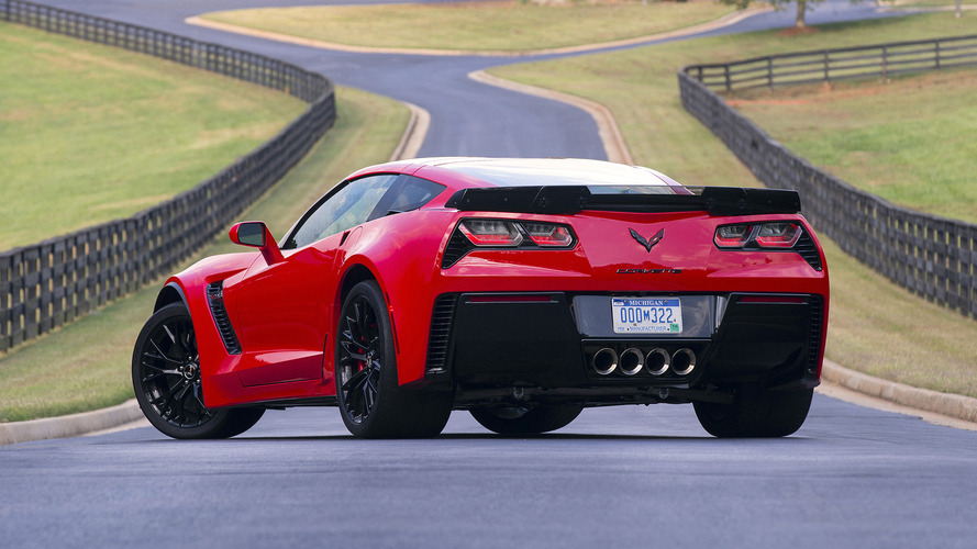 Chevrolet Offers $350 Download To Improve Corvette Lap Times
