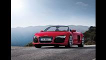Audi R8 restyling: i prezzi