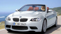 BMW M3 Coupe Cabrio artist rendering