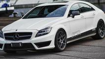 GAD CLS 63 AMG V8 Bi-Turbo with 803 HP revealed