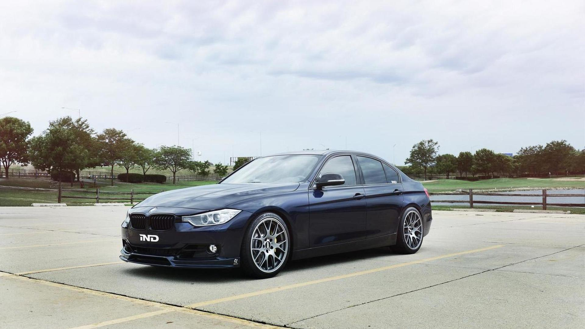 D Design And IND Join Forces For Custom BMW Series F - Bmw 3 series f30