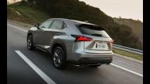 Lexus faz recall do recém-lançado NX200T no Brasil por falha no ABS