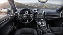 2017 Porsche Cayenne S Platinum Edition