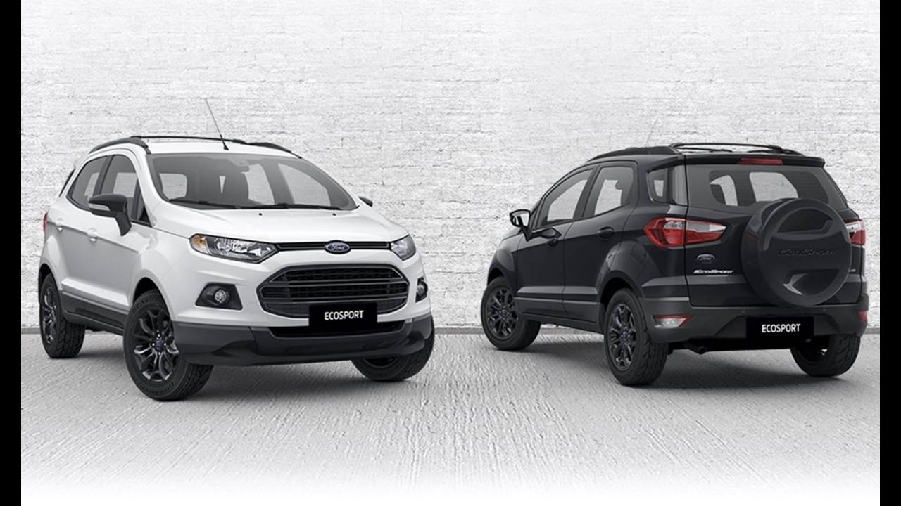 Ford EcoSport ganha série especial