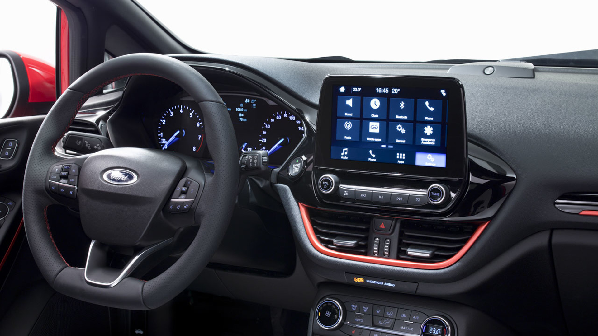 Ford Fiesta (2017) 16