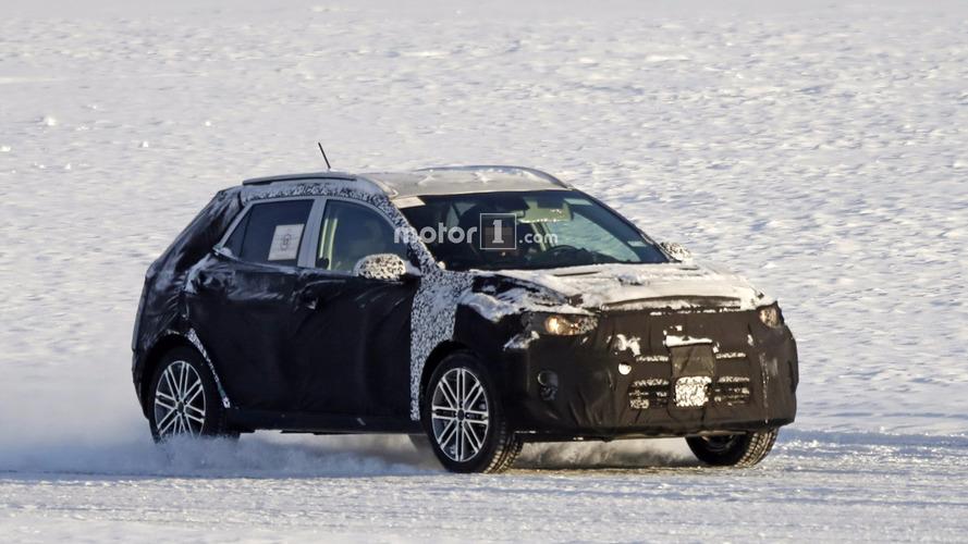 Flagra: SUV do Rio, novo Kia Stonic é pego pela 1ª vez