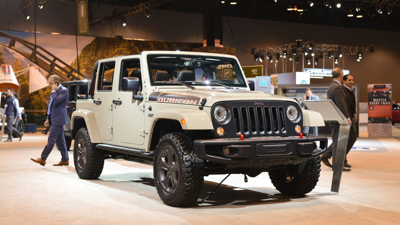 2017 Jeep Wrangler Interior >> 6 details you might have missed on the Jeep Wrangler Rubicon Recon