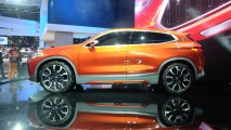 Salão do Automóvel: BMW traz conceito do X2 e já promete vendê-lo no Brasil em 2018