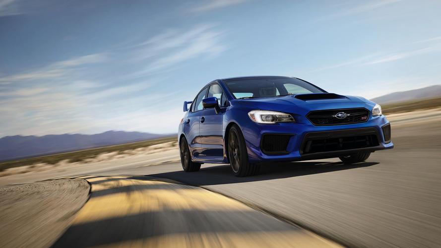 La Subaru WRX STI quitte définitivement l'Europe !
