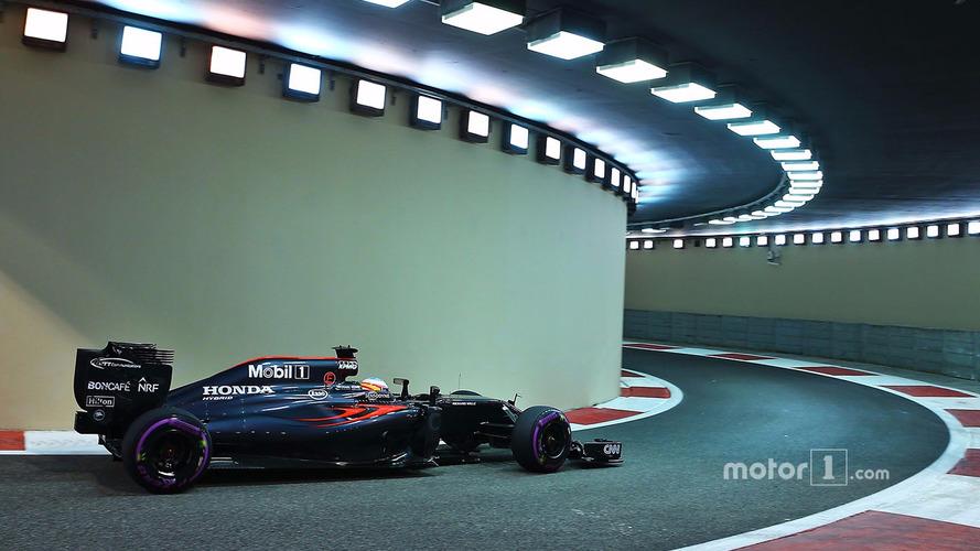 F1 Abu Dhabi Grand Prix - Race Results