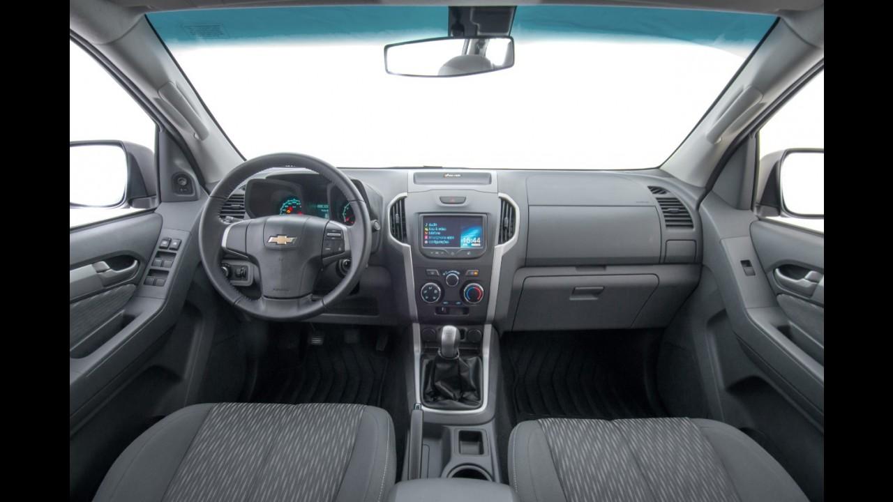 GM se arma contra Oroch e picape Fiat com S10 Advantage a R$ 86.900