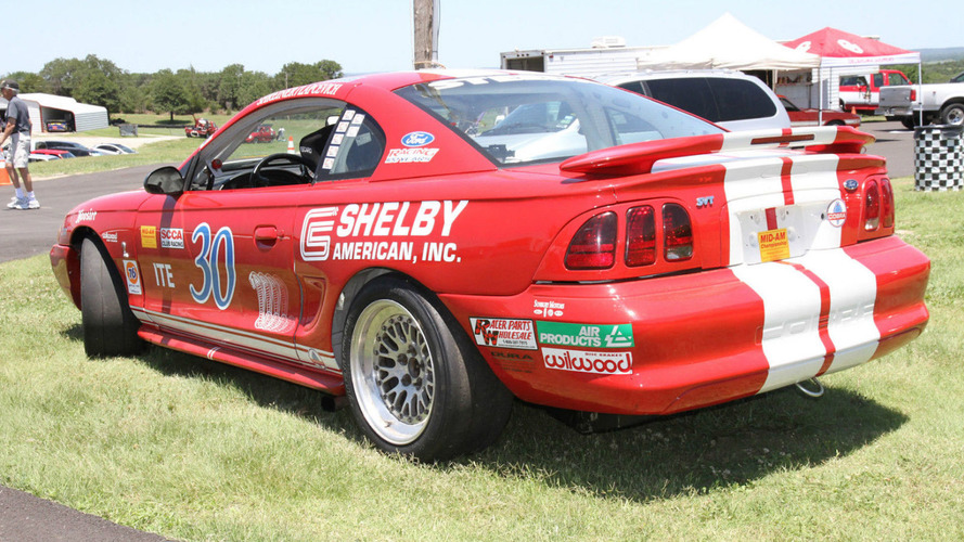 Ford Mustang Cobra R Race Car eBay