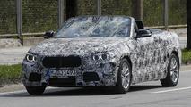 BMW 2-Series Convertible spy photo 26.04.2013