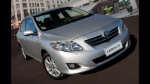 Justiça concede liminar e Toyota já pode vender o Corolla em Minas Gerais