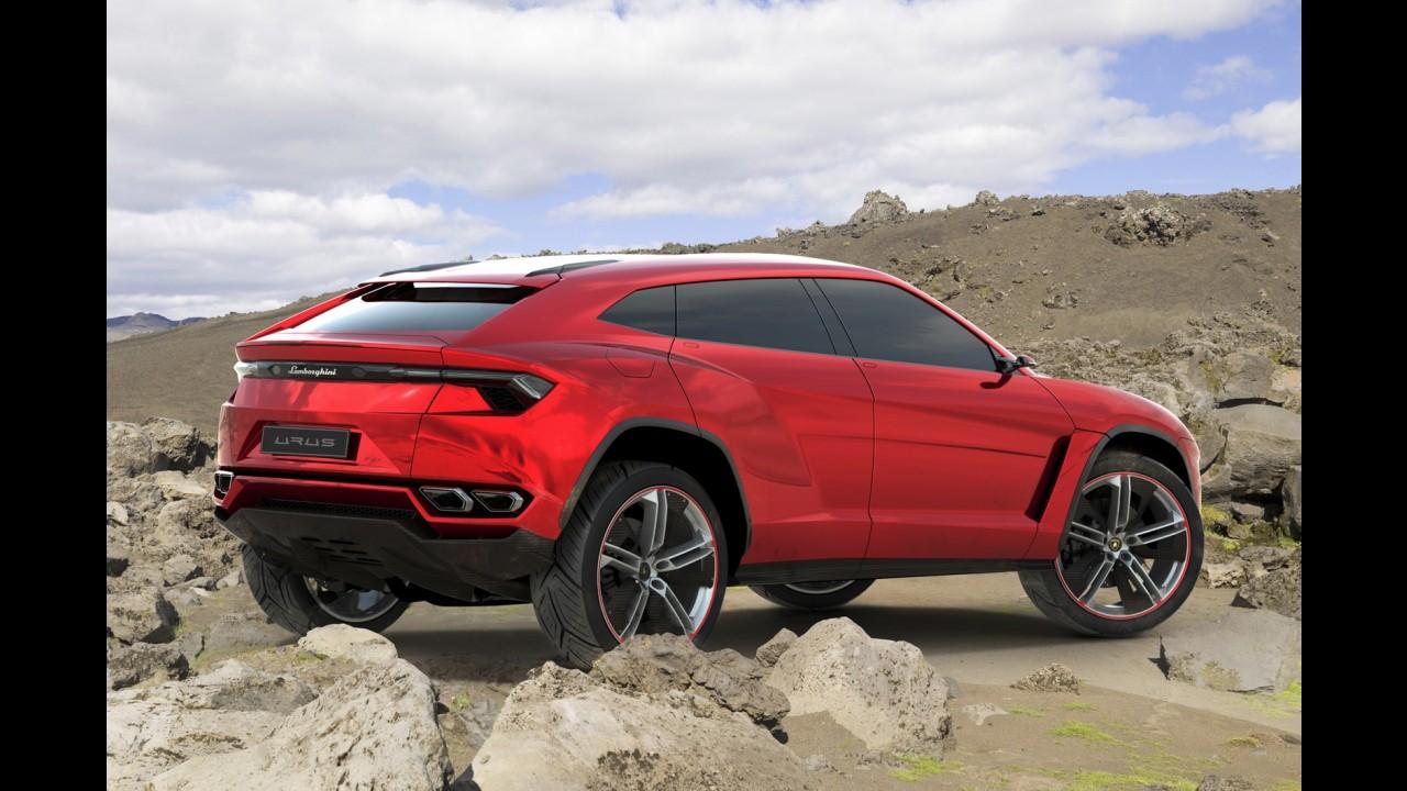 Com lançamento programado para 2016, Lamborghini Urus deverá custar a partir de 170 mil euros