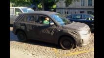Flagra: novo SUV da Suzuki é visto em testes