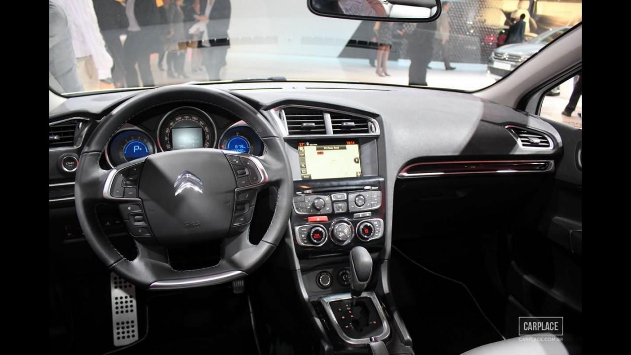 Segredo: Citroën C4 Lounge chega nos próximos meses