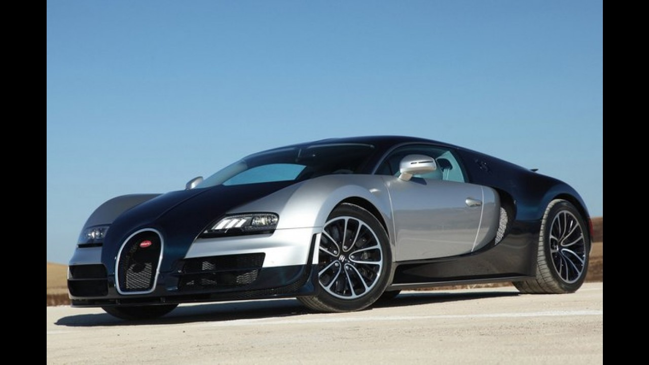 Dúvida cruel: comprar um carro aqui ou alugar um Veyron por um dia na Inglaterra?