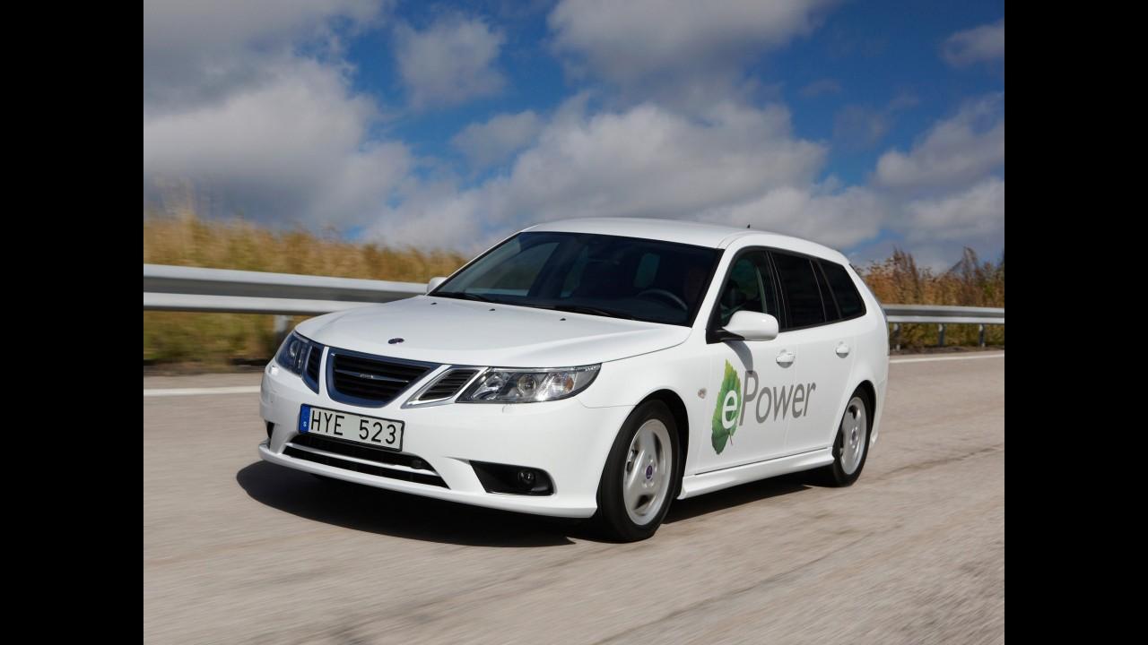 Saab é vendida ao grupo sino-japonês NEV e produzirá agora veículos elétricos