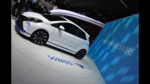 Salone di Francoforte: come la Toyota Yaris ibrida è diventata sportiva con 420 CV [VIDEO]