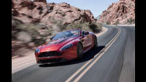 Aston Martin V12 Vantage S Roadster, scoperta esagerata