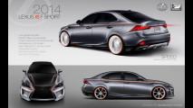 Lexus IS Sport Sedan