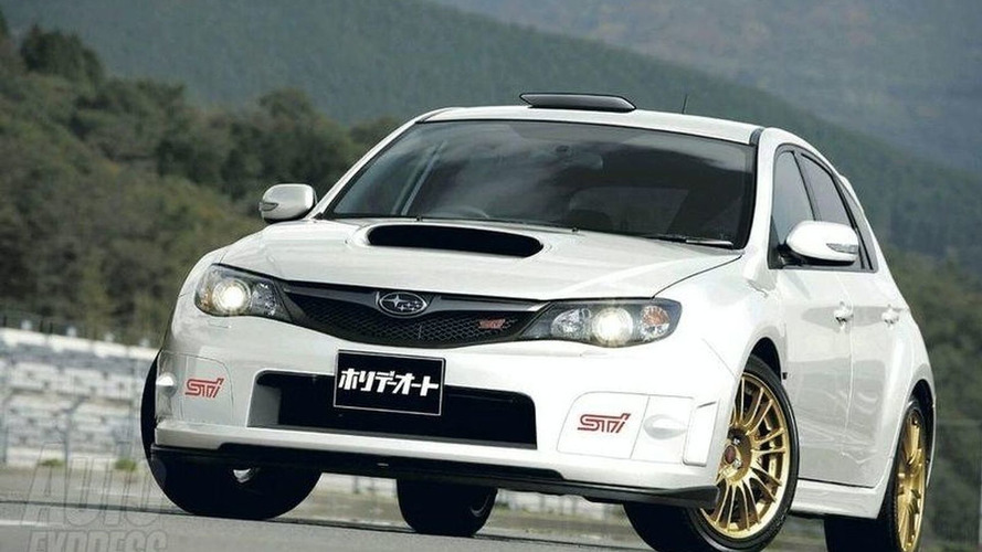 Subaru STI Spec C to appear