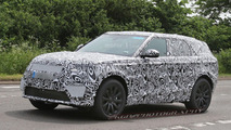 Range Rover Coupe spy photos