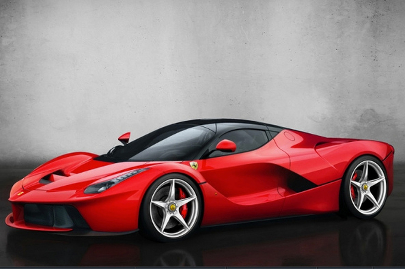 Ferrari Testing Future V6 Engines?