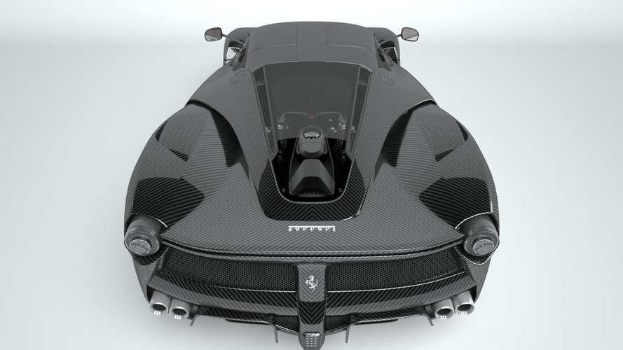 Newly established Vitesse | AuDessus offers full carbon fiber treatment for supercars