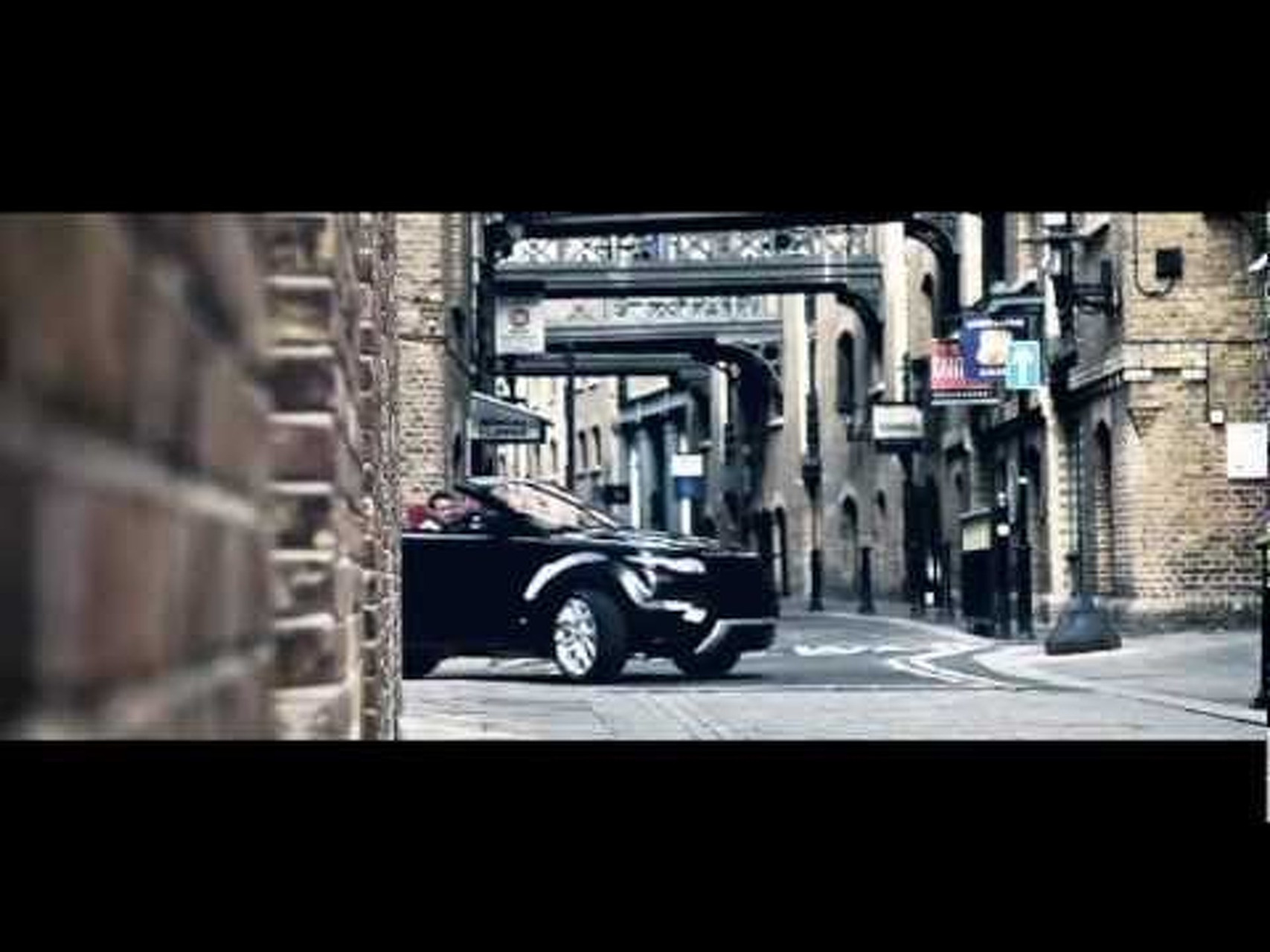 2012 Land Rover Range Rover Evoque Convertible Concept