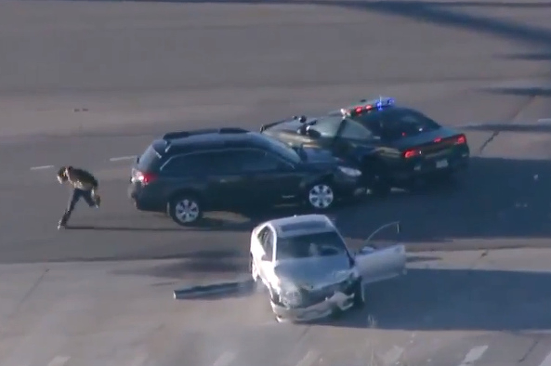 """Colorado Man Leads Police on Real-Life """"Grand Theft Auto"""" Chase"""