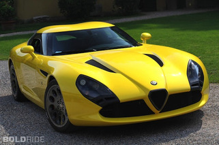 Four Stunning Zagato Creations