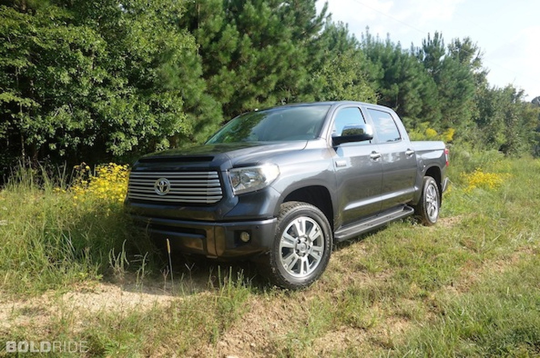 2014 Toyota Tundra First Drive
