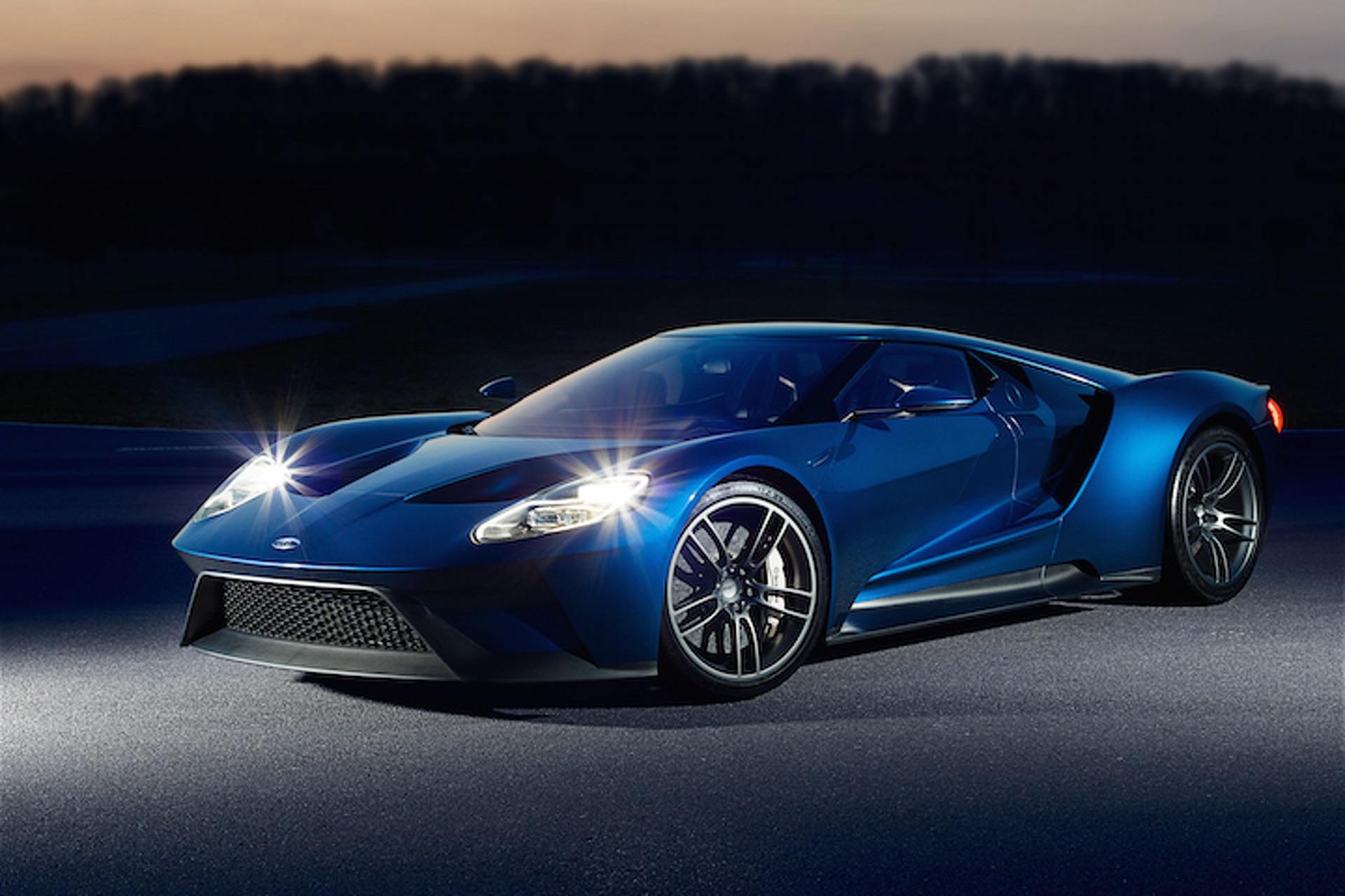 Ford Gt Specs Revealed Via Forza Motorsport Video Game