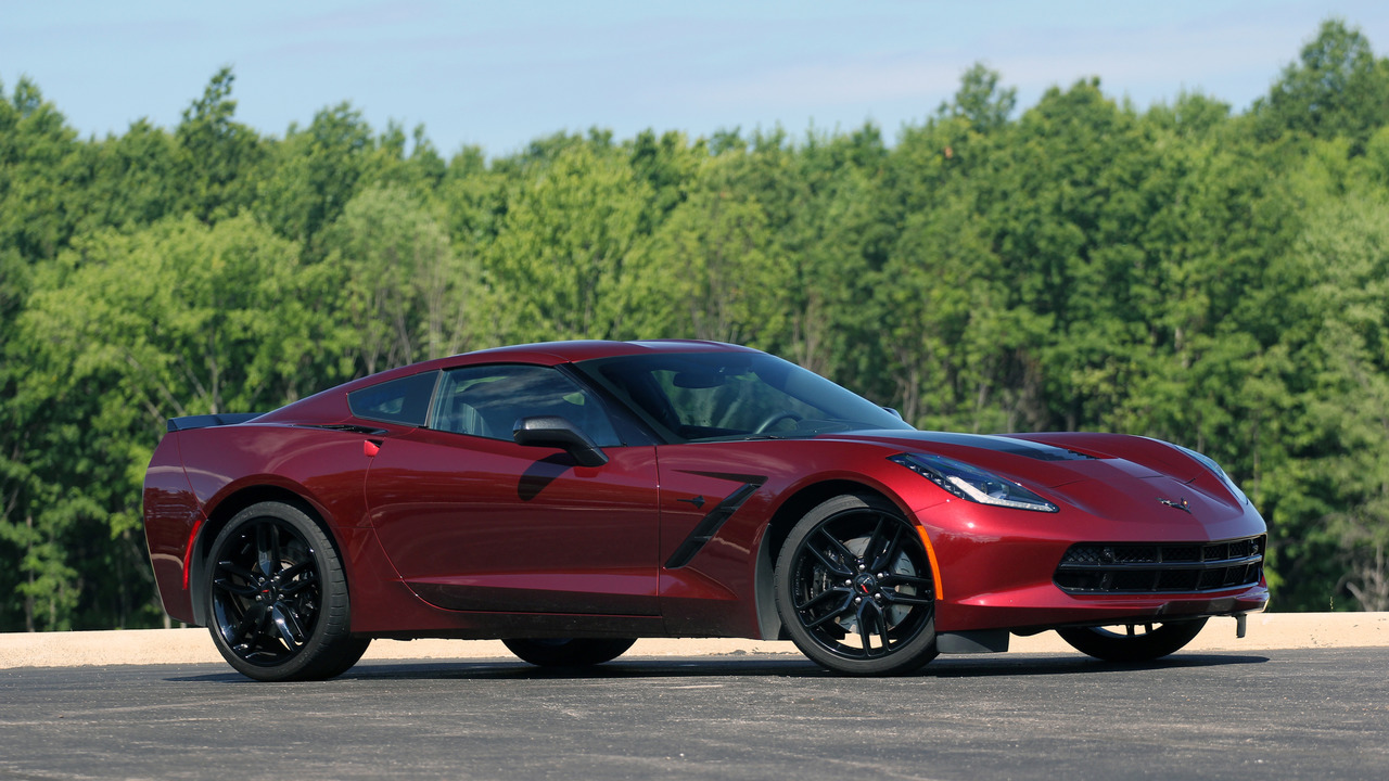 Review 2016 Chevy Corvette Stingray