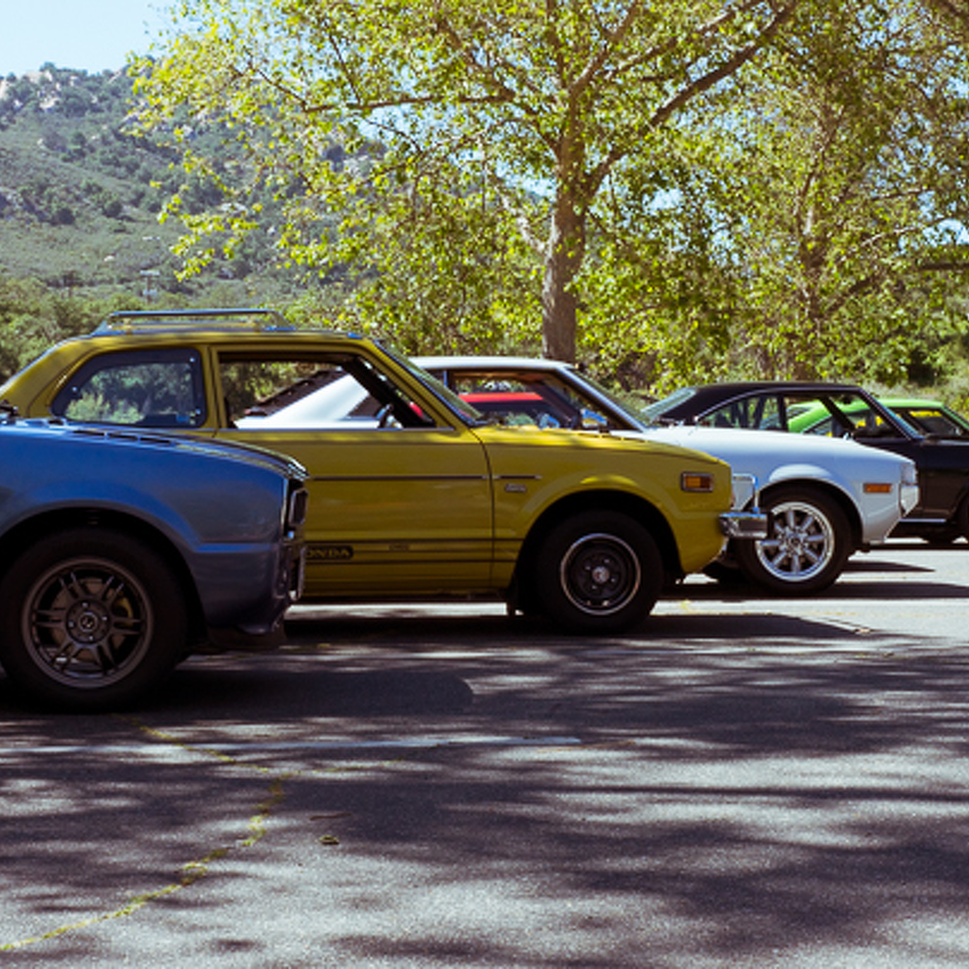 A Full Day Of Japanese Car Nostalgia: Touge California 2016