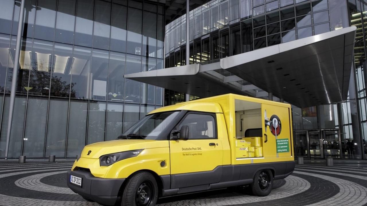Deutsche Post Streetscooter