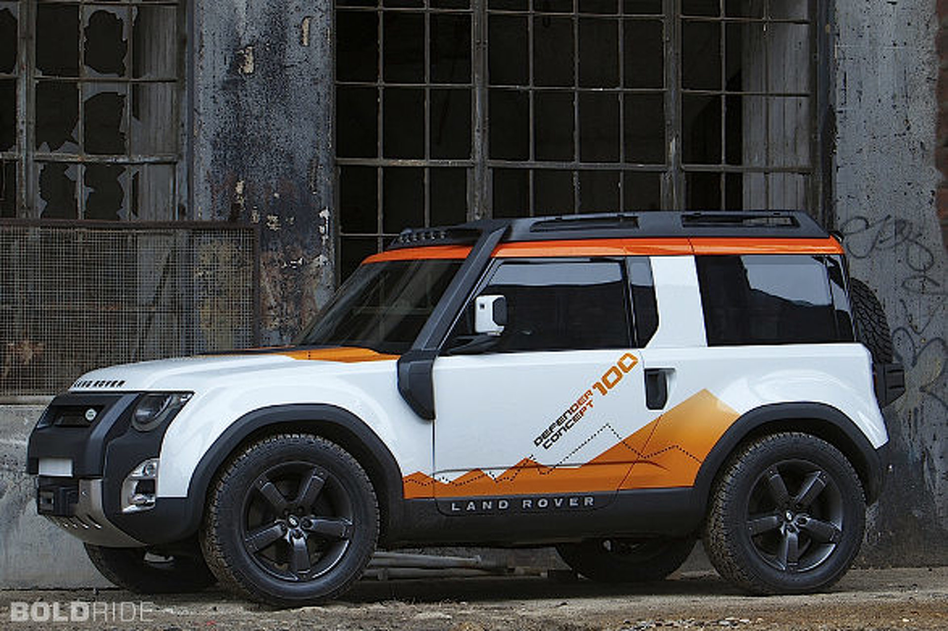 Dear Land Rover: Don't Mess with the Defender (too much)