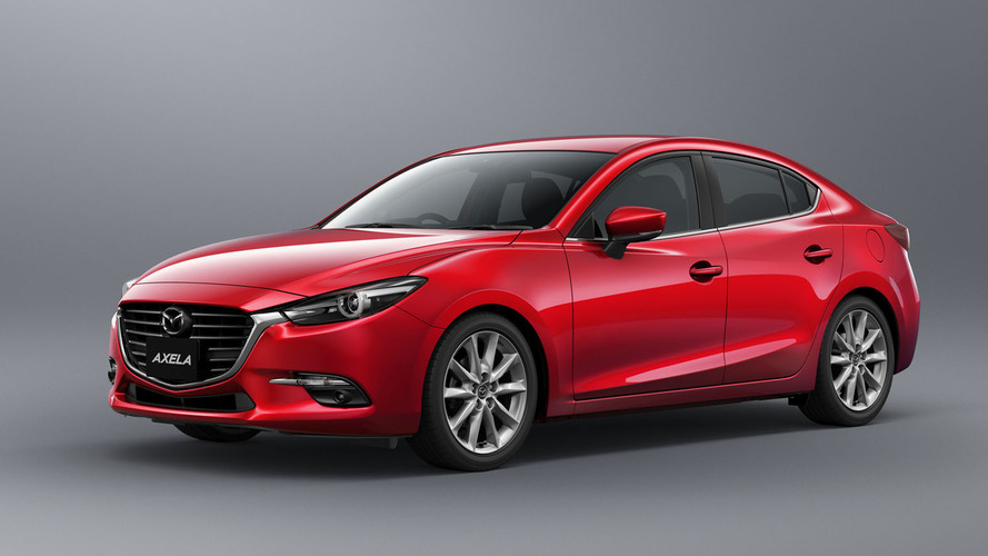 La Mazda3 passe par la case restylage
